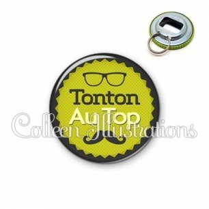 Décapsuleur 56mm Tonton au top (024VER01)