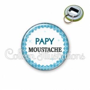 Décapsuleur 56mm Papy moustache (028BLE03)
