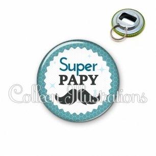 Décapsuleur 56mm Super papy (028BLE04)