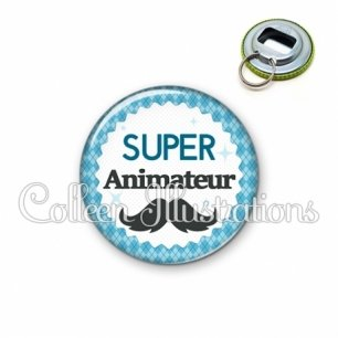 Décapsuleur 56mm Super animateur (028BLE06)