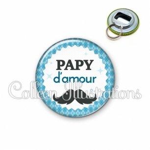 Décapsuleur 56mm Papy d'amour (028BLE06)