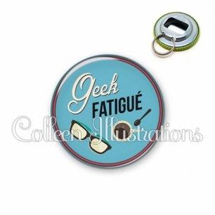 Décapsuleur 56mm Geek fatigué (032BLE01)