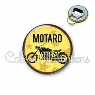 Décapsuleur 56mm Motard (032JAU01)