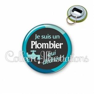 Décapsuleur 56mm Plombier qui déchire (034BLE02)