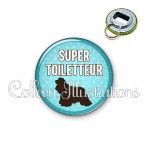 Décapsuleur 56mm Super toiletteur (035BLE01)