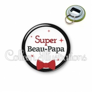 Décapsuleur 56mm Super beau-papa (036NOI01)