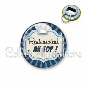 Décapsuleur 56mm Restaurateur au top (048BLE01)