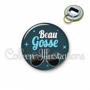 Décapsuleur 56mm Beau gosse (053BLE01)
