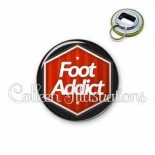 Décapsuleur 56mm Foot addict (055ROU01)