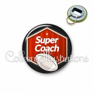 Décapsuleur 56mm Super coach (055ROU02)