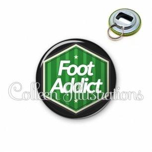 Décapsuleur 56mm Foot addict (055VER02)