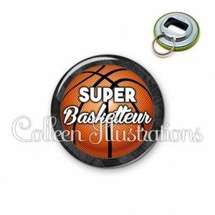 Décapsuleur 56mm Super basketteur (062GRI01)