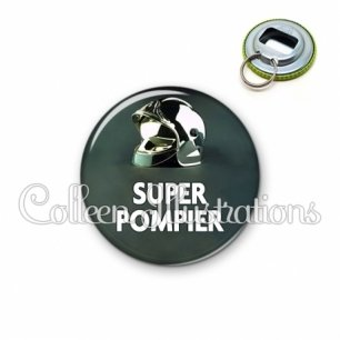 Décapsuleur 56mm Super pompier (072VER01)