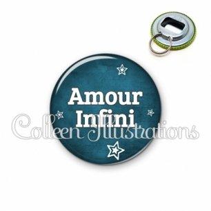 Décapsuleur 56mm Amour infini (079BLE01)
