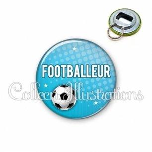 Décapsuleur 56mm Footballeur (082BLE02)