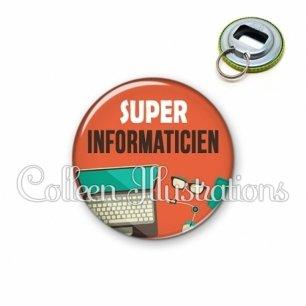 Décapsuleur 56mm Super informaticien (088ORA01)