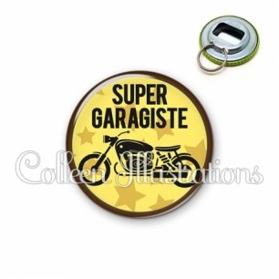 Décapsuleur 56mm Super garagiste (100JAU01)