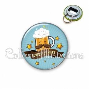 Décapsuleur 56mm Buveuse de bière (106BLE01)