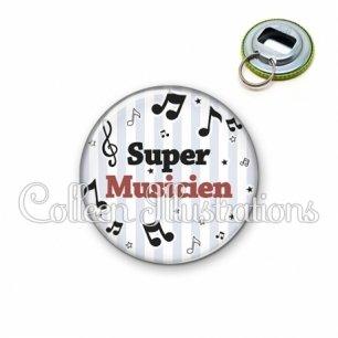 Décapsuleur 56mm Super musicien (108GRI01)