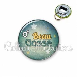 Décapsuleur 56mm Beau gosse (134VER01)