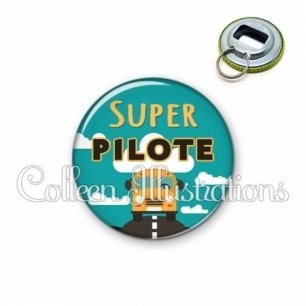 Décapsuleur 56mm Super pilote (136VER01)