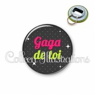 Décapsuleur 56mm Gaga de toi (157GRI02)