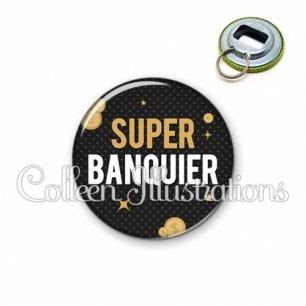 Décapsuleur 56mm Super banquier (158GRI01)
