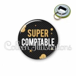 Décapsuleur 56mm Super comptable (158GRI01)