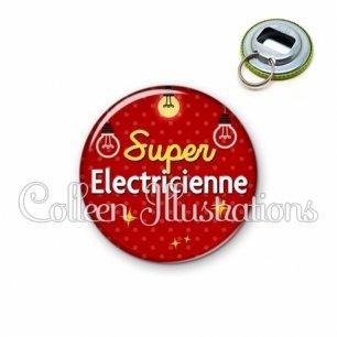 Décapsuleur 56mm Super électricienne (159ROU01)