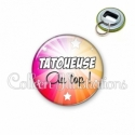 Décapsuleur 56mm Tatoueuse au top (161MUL01)