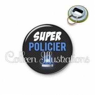 Décapsuleur 56mm Super policier (162GRI01)