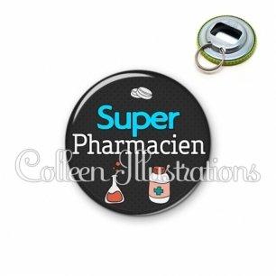 Décapsuleur 56mm Super pharmacien (166GRI01)