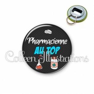 Décapsuleur 56mm Pharmacien au top (166GRI01)