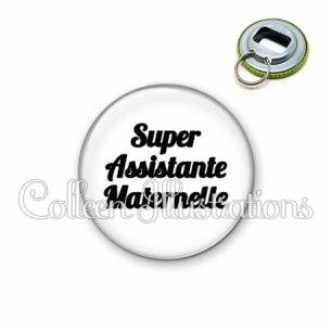 Décapsuleur 56mm Super assistante maternelle (181BLA11)