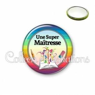 Miroir 56mm Super maîtresse (001MUL01)