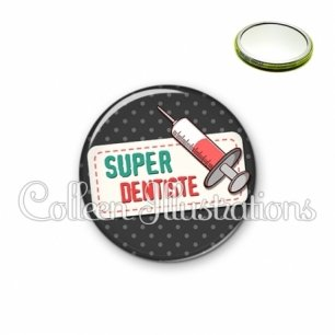 Miroir 56mm Super dentiste (003NOI05)