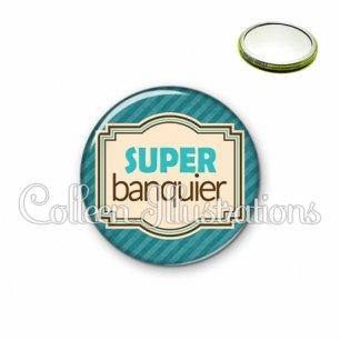 Miroir 56mm Super banquier (004BLE01)