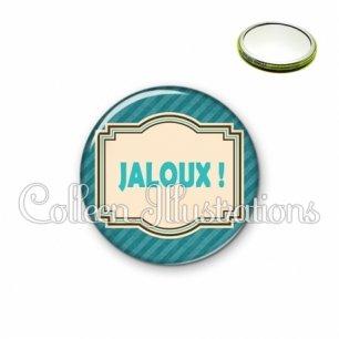 Miroir 56mm Jaloux (004BLE01)