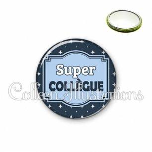 Miroir 56mm Super collègue (004BLE02)