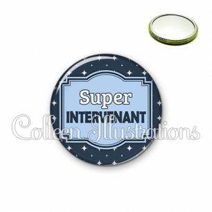 Miroir 56mm Super intervenant (004BLE02)