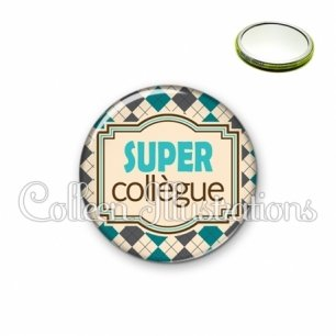 Miroir 56mm Super collegue (004MUL01)