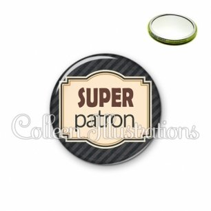 Miroir 56mm Super patron (004NOI01)