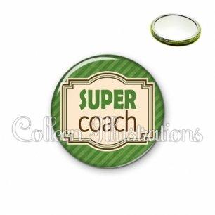 Miroir 56mm Super coach (004VER01)