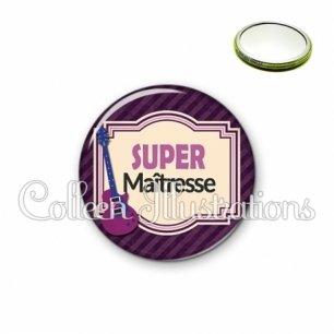 Miroir 56mm Super maîtresse (004VIO01)