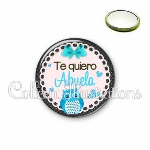 Miroir 56mm Te quiero abuela (005BLE01)