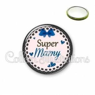 Miroir 56mm Super mamy (005BLE07)