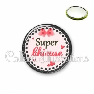 Miroir 56mm Super chieuse (005ROS01)