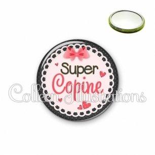 Miroir 56mm Super copine (005ROS01)