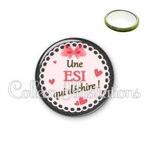 Miroir 56mm ESI qui déchire (005ROS01)