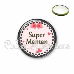 Miroir 56mm Super maman (005ROS01)